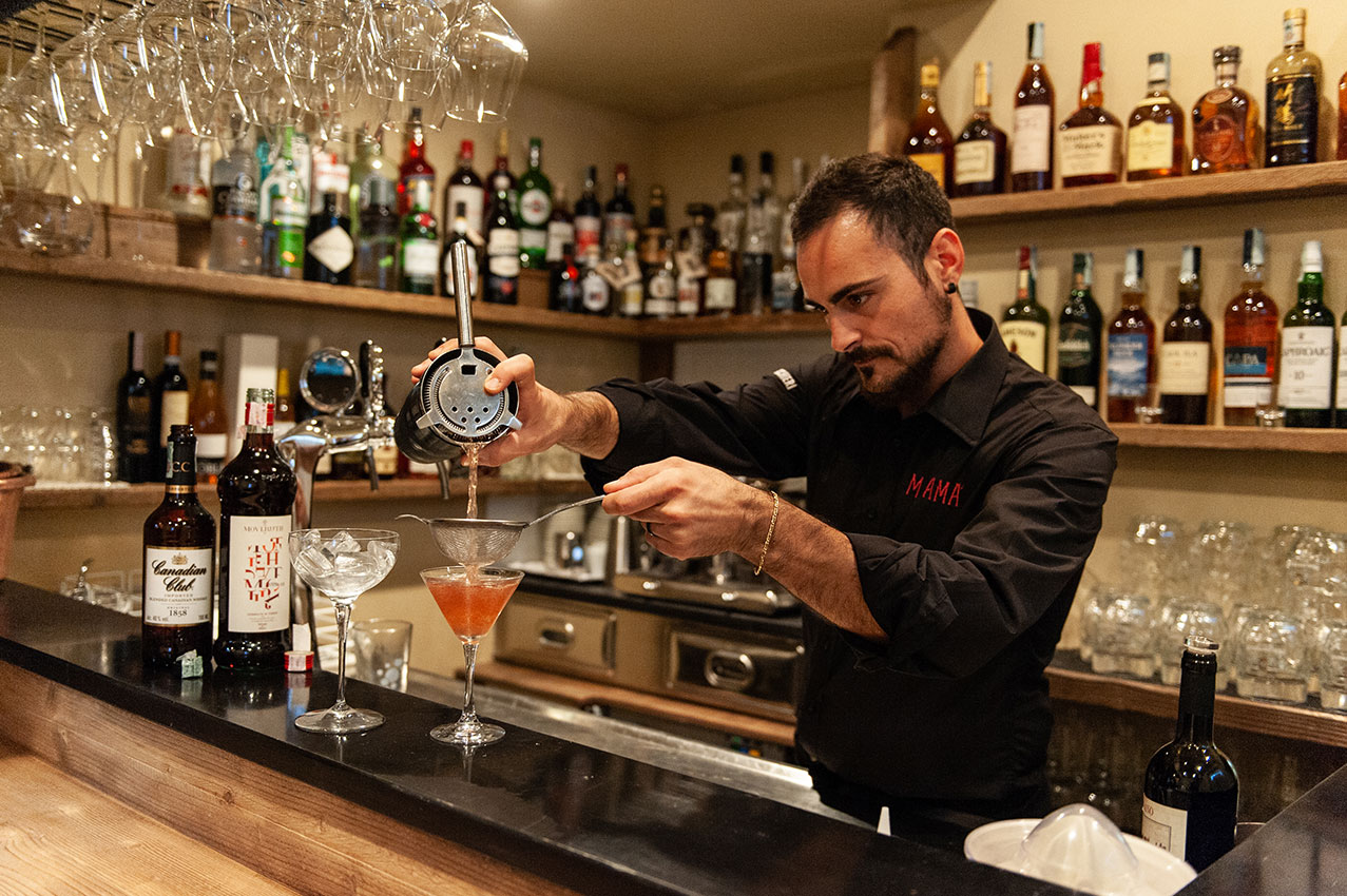 bartender matamà